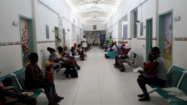 Pediatric Center in Haiti